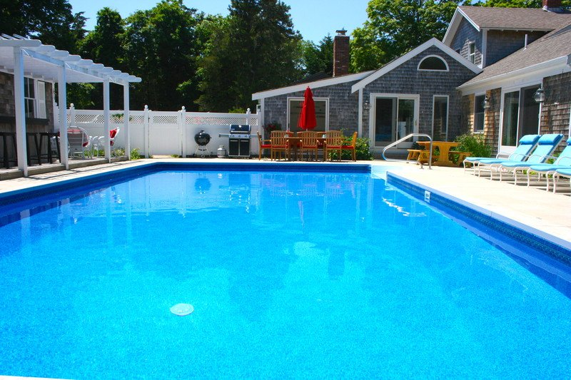 051-O - Newly updated, heated pool, sleeps 12: 051-O - Orleans - rentals