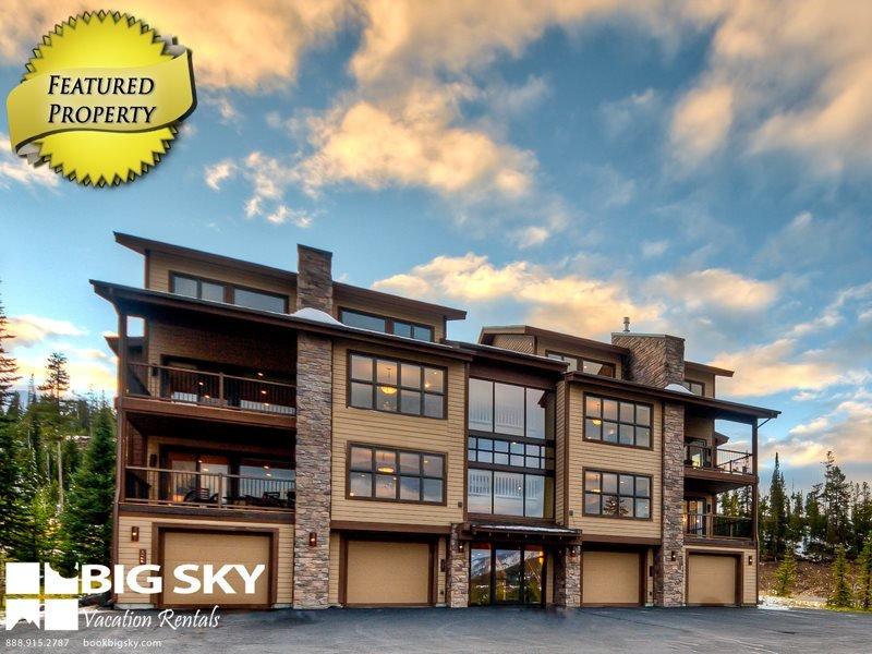 Big Sky Resort   Beaverhead Luxury Suite 1446 - Image 1 - Big Sky - rentals