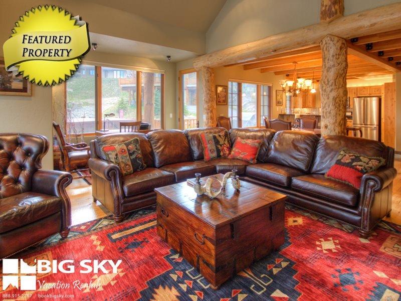 Big Sky Moonlight Basin | Moonlight Mountain Home 6 Harvest Moon - Image 1 - Big Sky - rentals