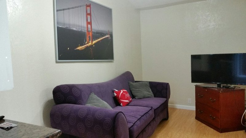 Furnished 1-Bedroom Apartment at Scott St & Clifton Ave San Jose - Image 1 - San Jose - rentals
