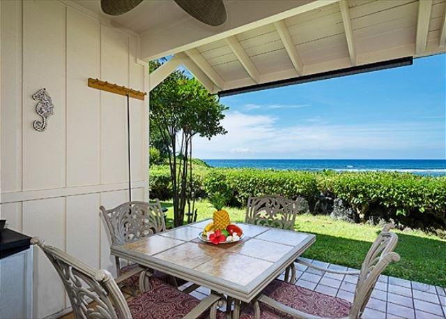 Direct Oceanfront Townhome Living!!  - KKSR#3 DIRECT OCEANFRONT TOWNHOME!  Walk to the Beach! Superb Location! - Keauhou - rentals