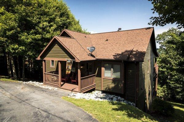 A Bears Den - Image 1 - Boone - rentals