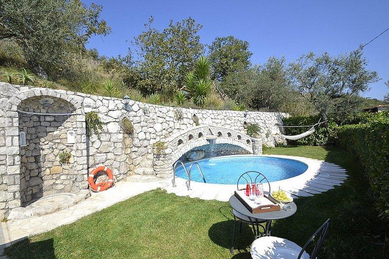 Villa Ingrid - Image 1 - Sant'Agata sui Due Golfi - rentals