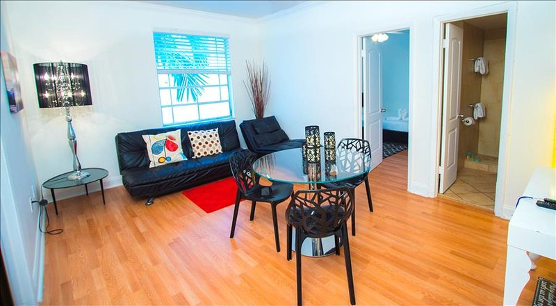 Unique Two Bedroom in the Heart of South Beach  1BB2BZC - Image 1 - Miami Beach - rentals