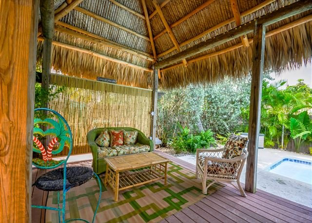 New Listing! - Mid Town Getaway with pool & jacuzzi - Image 1 - Key West - rentals