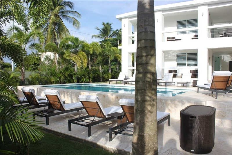 The Haven - Both Levels of Private Tropical Sanctuary - Image 1 - Vieques - rentals