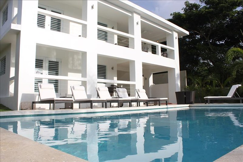 The Haven - Oceanview Level of Private Tropical Sanctuary - Image 1 - Vieques - rentals