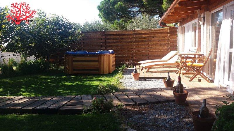 La Dolce Vita - Cottage with outdoor Jacuzzi - Alghero - Image 1 - Alghero - rentals