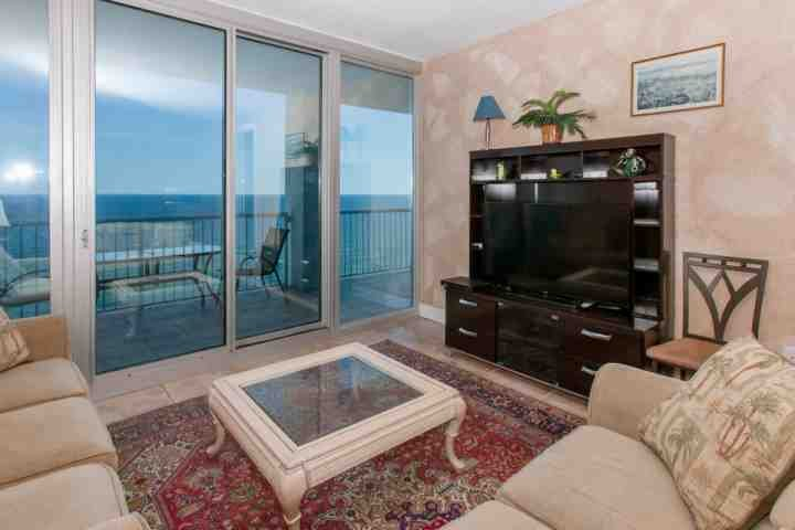 Island Tower 1202 - Image 1 - Gulf Shores - rentals