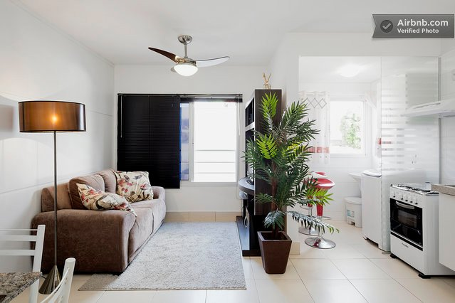 Amazing Furnished Flat in Cuiaba - Image 1 - Cuiaba - rentals