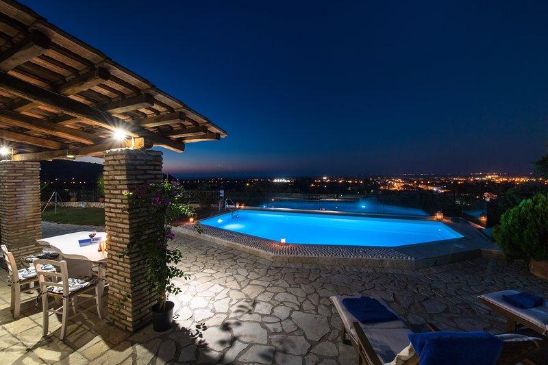 Alea Resort - Villa Phedra with a great view - Image 1 - Lefkas - rentals