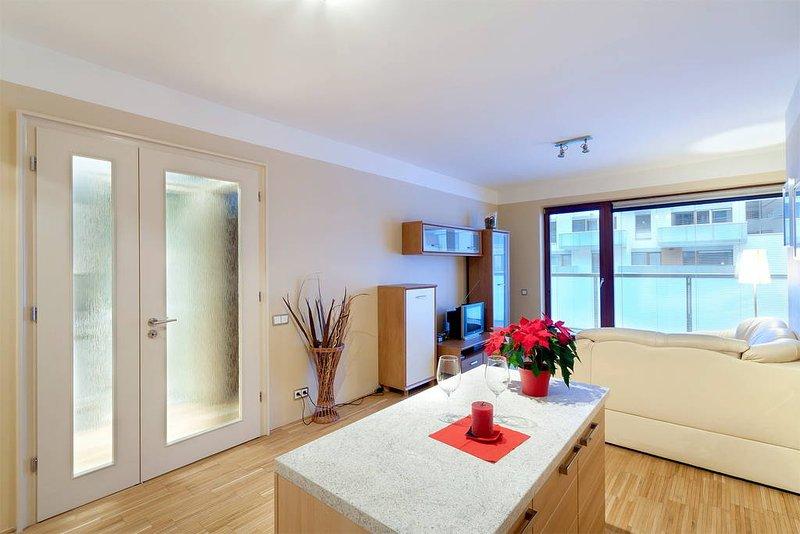 River Diamond Apartment - Image 1 - Prague - rentals