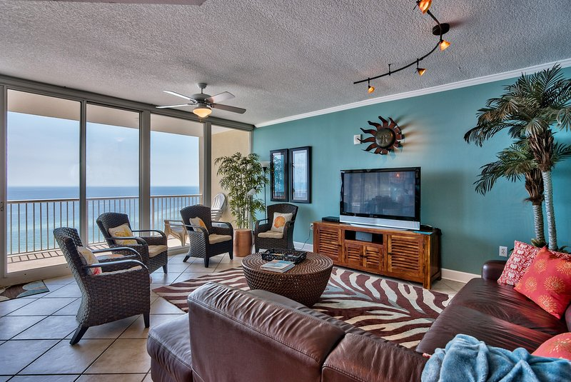 April DISCOUNTS, OOH-LA-LA Luxury VIEWS 5-STAR REVIEWS- #1 rental in Gulf Shores - Image 1 - Gulf Shores - rentals