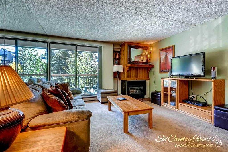 Trails End Condos 215 by Ski Country Resorts - Image 1 - Breckenridge - rentals
