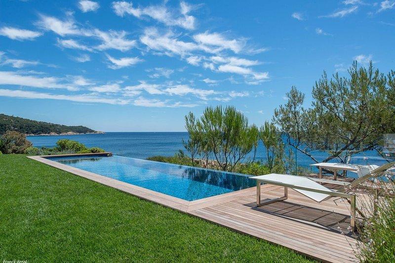 Villa Bardot holiday vacation villa rental france, french riviera, cote d azur - Image 1 - Ramatuelle - rentals