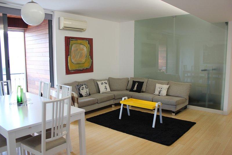 Valbom Apartment in Cascais Centre - Image 1 - Cascais - rentals