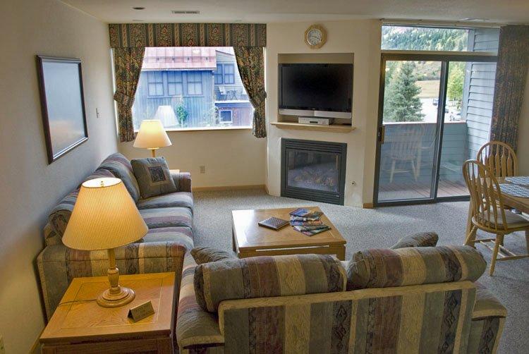 Telluride Lodge 512 - Image 1 - Telluride - rentals