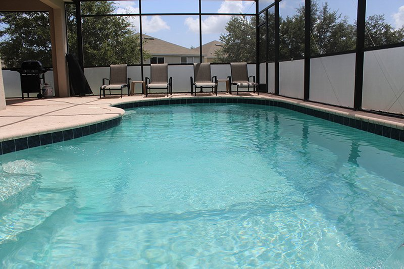 Fun in the sun - Orlando Pool House with south facing pool/spa (+free nights) - Image 1 - Kissimmee - rentals
