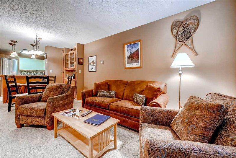Trappeurs Ldg 1208 - Image 1 - Steamboat Springs - rentals