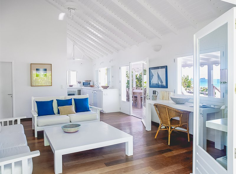 Beach House (FAY) - Image 1 - Saint Barthelemy - rentals