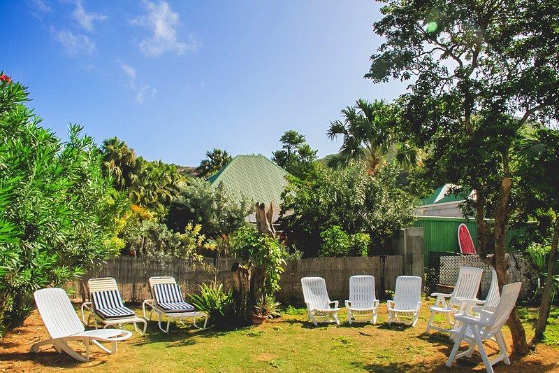 Beach Cottage (SJA) - Image 1 - Lorient - rentals