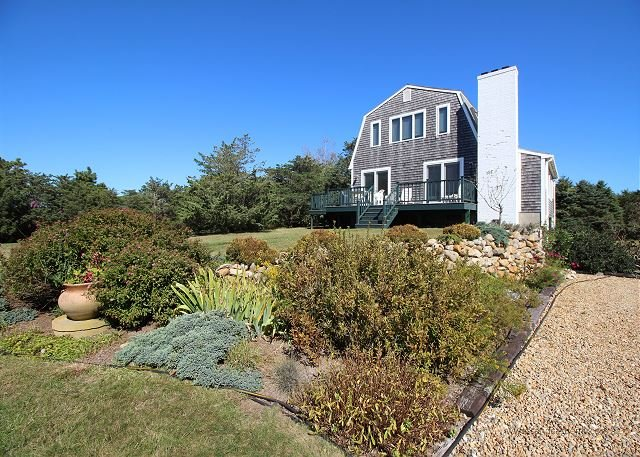 LOVELY WATERVIEWS OF EDGARTOWN GREAT POND AND THE ATLANTIC BEYOND - Image 1 - Edgartown - rentals