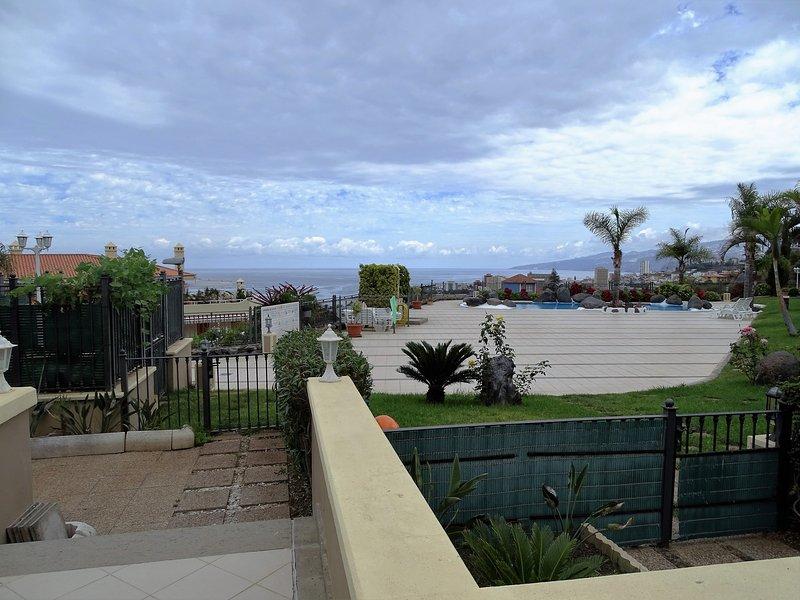 Nice apartment with pool in residential complex - Image 1 - Puerto de la Cruz - rentals