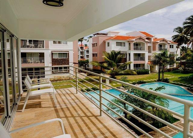 Corte Sea E201 - Walk to the Beach, Inquire About Discount Promo Code - Image 1 - Punta Cana - rentals