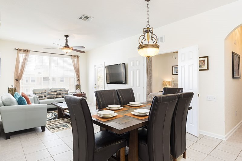 Florida Living   Beautiful Condo with Upgraded Granite Countertops and Wood Floors Located in Bldg 3 on the Top Floor with Breathtaking Views - Image 1 - Orlando - rentals