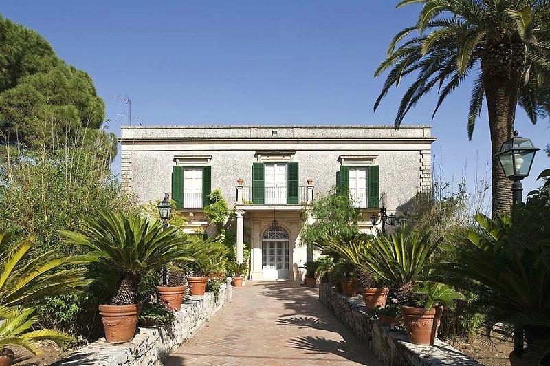 Villa Cica Sicilian villa rent Modica - Image 1 - Modica - rentals