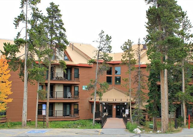 BV207BB Comfortable Condo with Elevator, Wifi, Fireplace, Clubhouse access - Image 1 - Silverthorne - rentals