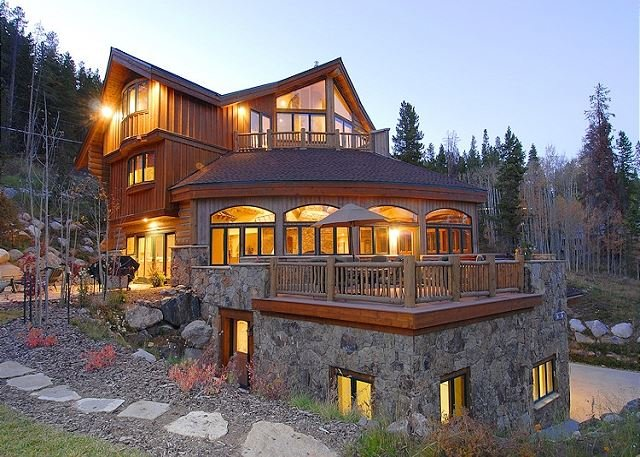 Alpine Majesty  - The Majesty of the Rockies on 5 Luxurious Levels - Breckenridge - rentals