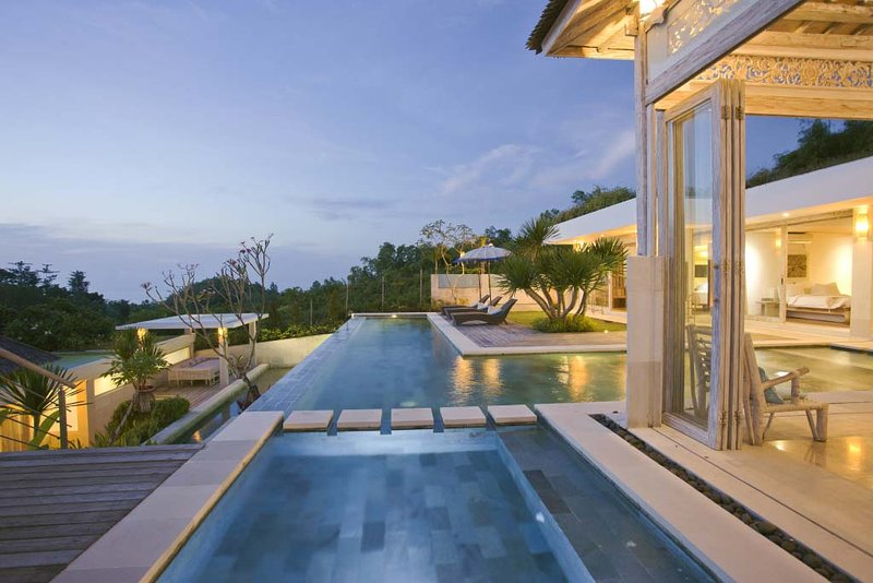 Sunset Paradise Villa - SLEEPS 10! STUNNING DESIGN & AMAZING OCEAN VIEWS - Jimbaran - rentals