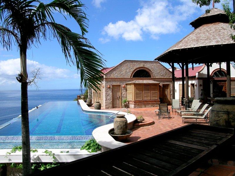 Caille Blanc Villa - Image 1 - Soufriere - rentals