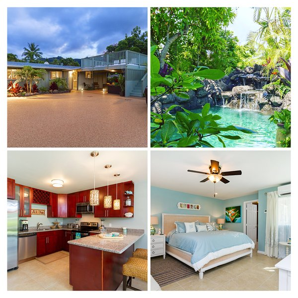 Luxury Beach House - $390/Night Last Minute Booking Specials! - Waimanalo - rentals