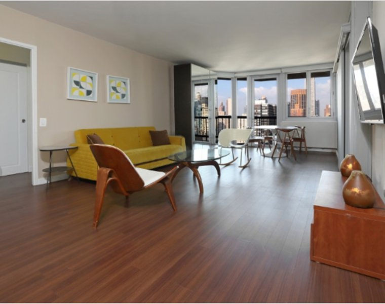 Tastefully Furnished 2 Bedroom, 2 Bathroom Apartment in Midtown East - Near FDR Drive - Image 1 - New York City - rentals
