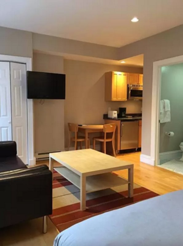 Sleek and Satisfying Studio Apartment in Boston - Image 1 - Boston - rentals