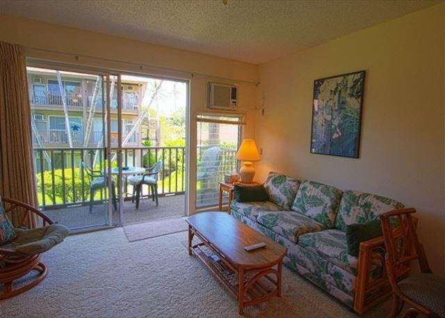 Kona Isle C21 2nd floor, Oceanview, AC, Amazing Price! - Image 1 - Kailua-Kona - rentals