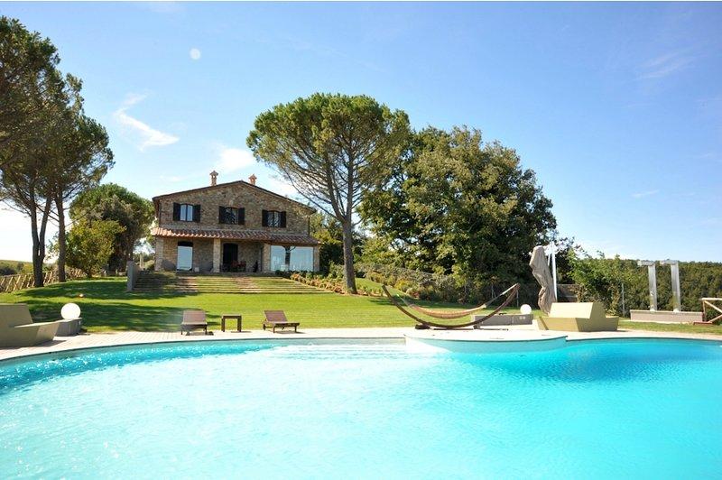 Villa Vibio - Image 1 - Monte Castello di Vibio - rentals