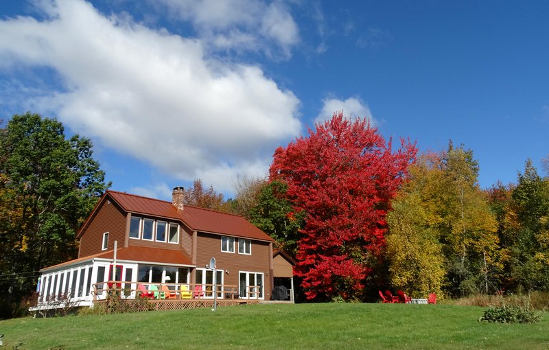 """Fall""in Love With Maine...Life is Good! - 20% OFF:  Fall in Love With Maine Leaf Peeper Sale - Stockton Springs - rentals"