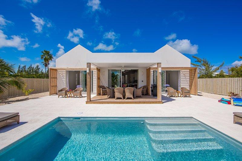 Grace Bay Beach brand new villa! - Image 1 - Leeward - rentals