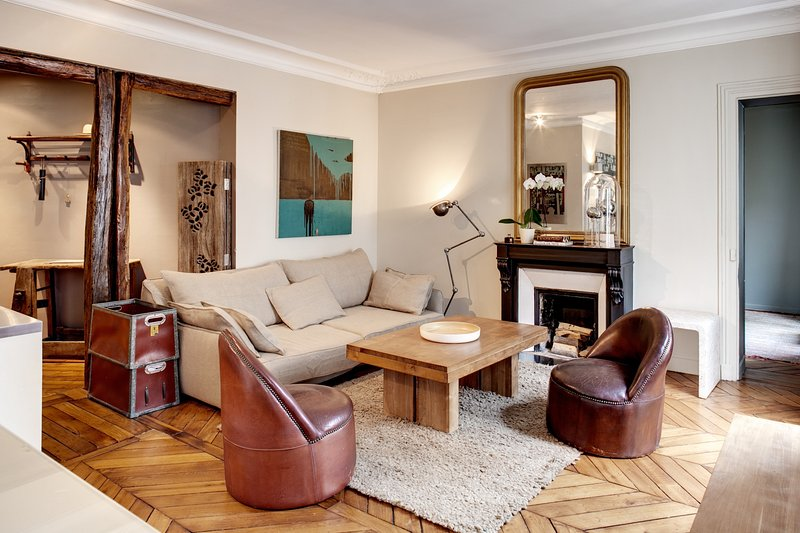 Apartment Palestro I holiday vacation apartment rental france, paris, 2nd - Image 1 - 2nd Arrondissement Bourse - rentals