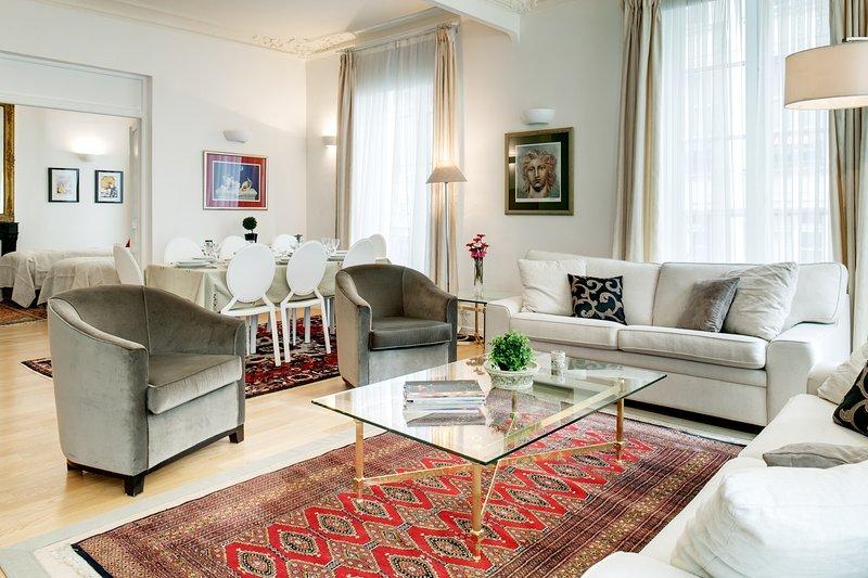 Apartment Petits Champs holiday vacation apartment rental france, paris, 2nd - Image 1 - 2nd Arrondissement Bourse - rentals