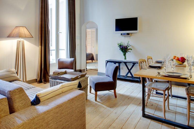 Apartment Nazareth Paris apartment 3rd arrondissement, flat to rent Paris 3rd arrondissement, 3 bedroom Paris apartment to let - Image 1 - 3rd Arrondissement Temple - rentals