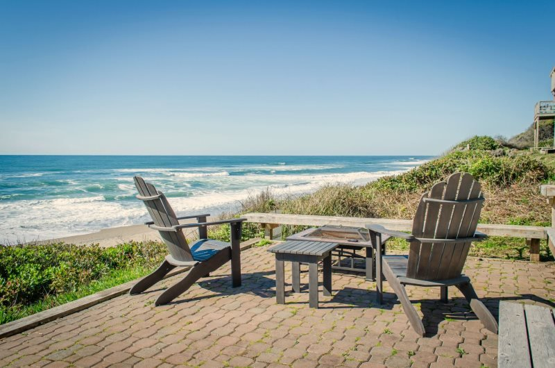 Andante~ Oceanfront Vacation Rental on the Oregon Coast - Image 1 - Lincoln Beach - rentals