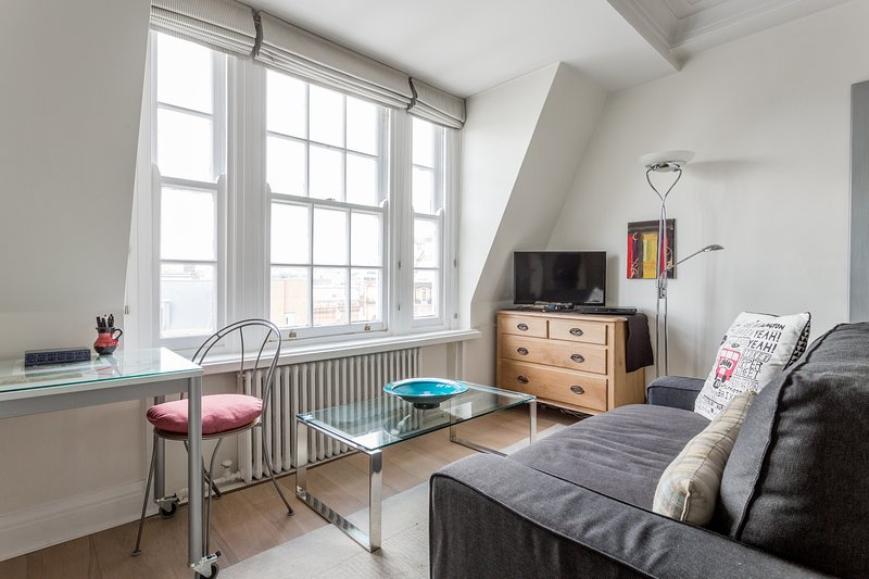 onefinestay - Grosvenor Street Studio private home - Image 1 - London - rentals