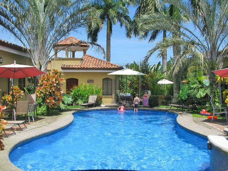 Casa Tucan Pool View - Casa Tucan - Resort Villa close to the pool - Playa Hermosa - rentals