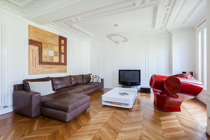 onefinestay - Avenue Niel private home - Image 1 - Paris - rentals