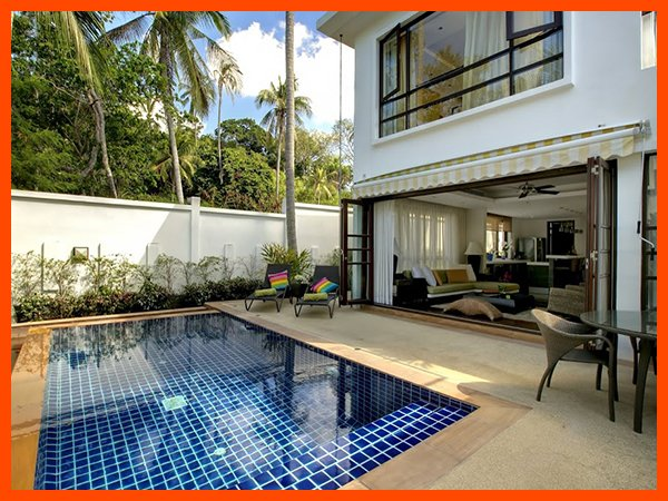 Villa 16 - Next to the beach at Bang Por continental breakfast included - Image 1 - Mae Nam - rentals