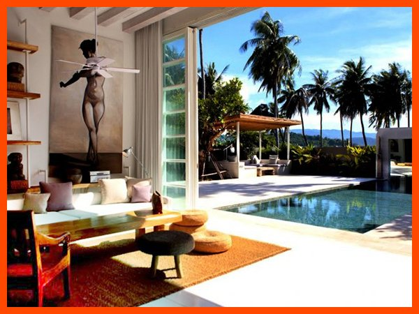 Villa 114 - Walk to beach (2 BR option) continental breakfast included - Image 1 - Choeng Mon - rentals